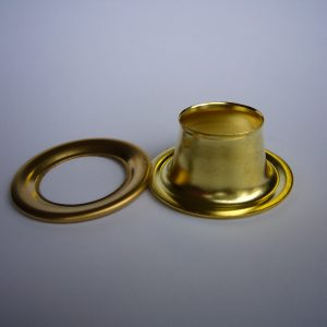 BRASS LONG EYELETS & RINGS