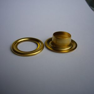 BRASS SAIL EYELETS & RINGS
